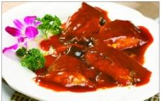 红烧鲽鱼图片