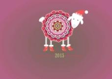 羊年喜气PPT文档图片