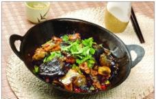 干锅甲鱼图片