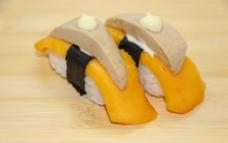香芒鹅肝寿司图片