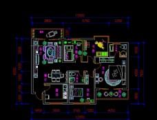 住宅平面图图片