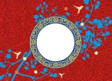 中式背景设计图片