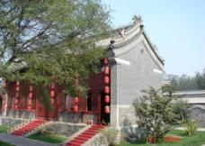 中式房子图片图片