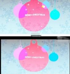 圣诞节AE片头片尾下载