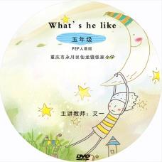 儿童英语光盘包装