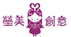 莹美装饰门头logo设计图片