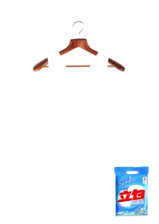 立白洗衣粉创意海报