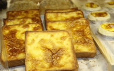 乳酪面包图图片