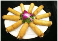 香芋吐司卷图片