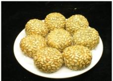 芋泥瓜茸饼图片