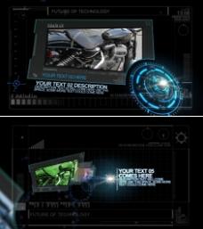 机械科技企业产品展示