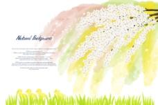 花之树图片