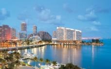 佛罗里达州 迈阿密 海岸 风光图片