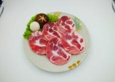 梅花肉图片