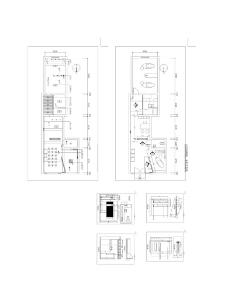 牙科诊所CAD建筑装修图图片