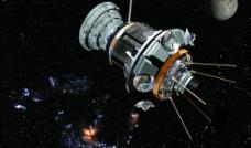 飞船 高清3D科技卫星图片