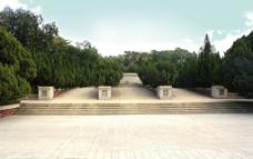 革命烈士陵园图片