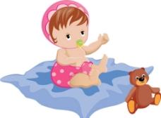 baby卡通人物图片