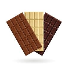 美味巧克力矢量素材