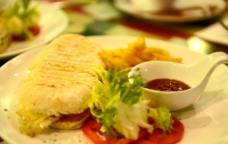 橡树餐厅图片