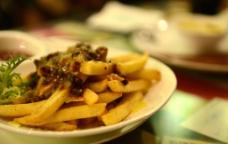 意大利 薯条图片