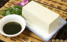 韭菜花鲜豆腐图片