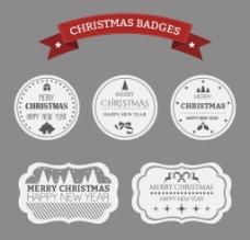 圣诞标签图片
