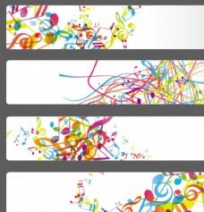 音符banner图片