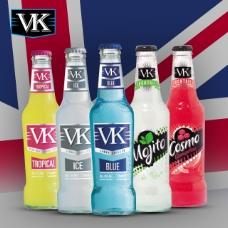 VK预调酒组合