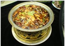 干锅香辣虾图片