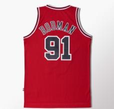 NBA篮球服图片