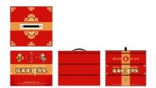 年夜饭礼盒(设计稿)图片