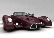 概念汽車設計效果圖圖片
