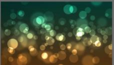 炫彩光斑背景   分层素材图片