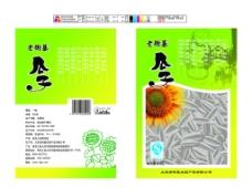 瓜子食品包装设计