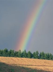 熔岩彩虹图片