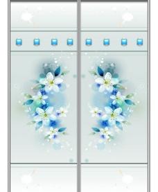 樱花移门素材图片