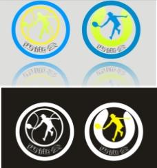 网球俱乐部logo图片