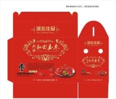 和田玉枣包装图片