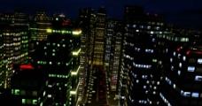 炫光城市夜景