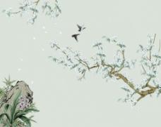 工笔花鸟图片