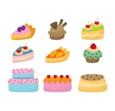 各种美味蛋糕图片