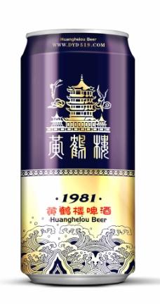 黄鹤楼啤酒10度500ml