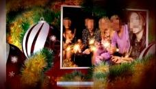 圣诞节电子相册AE模板