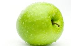青苹果素材图片