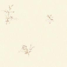 简约黄色小树枝壁纸素材图片