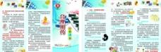 医院合理用药宣传手册3折页.图片