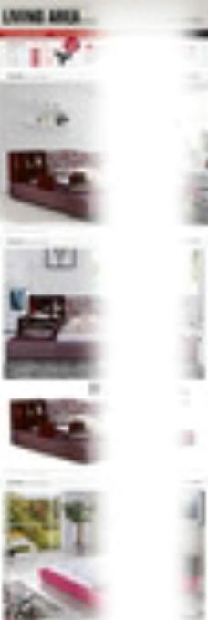 淘宝家具沙发详情页细节描述图图片