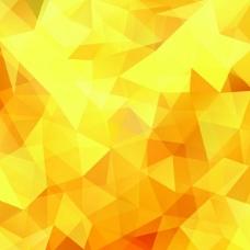金色海报模板