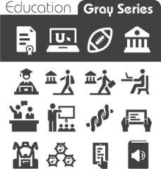 教育海报模板